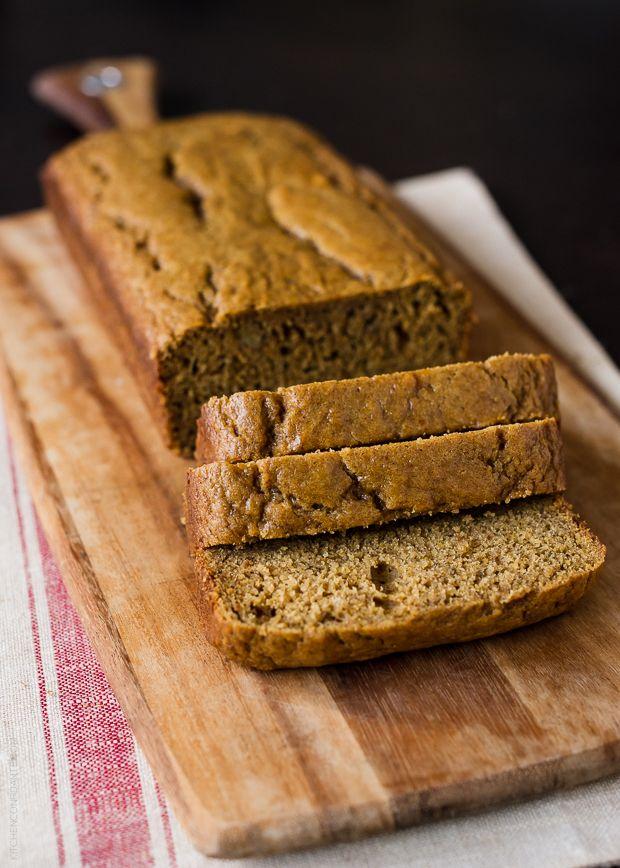 Buttermilk Pumpkin Bread | www.kitchenconfidante.com