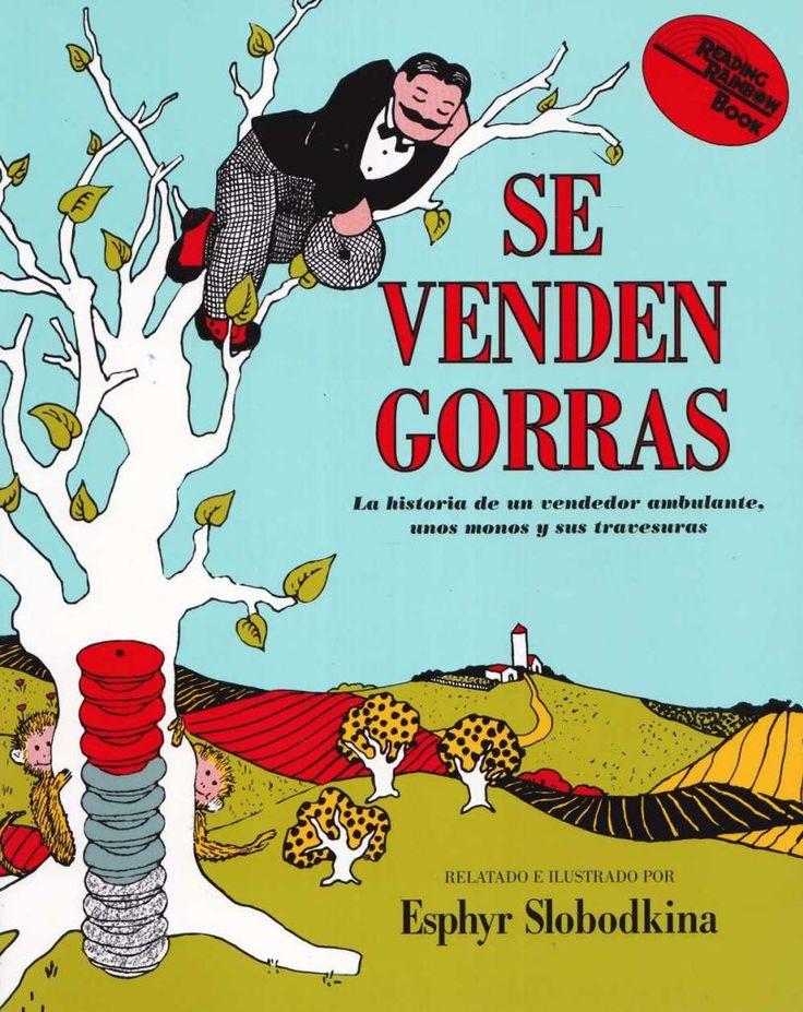 31 Days of Spanish Books for Kids-Se Venden Gorras (A classic in Spanish)