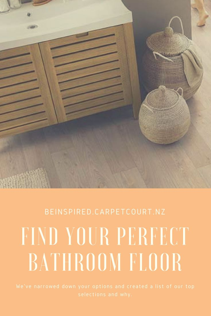 Head over to our blog to read how to find the perfect bathroom flooring