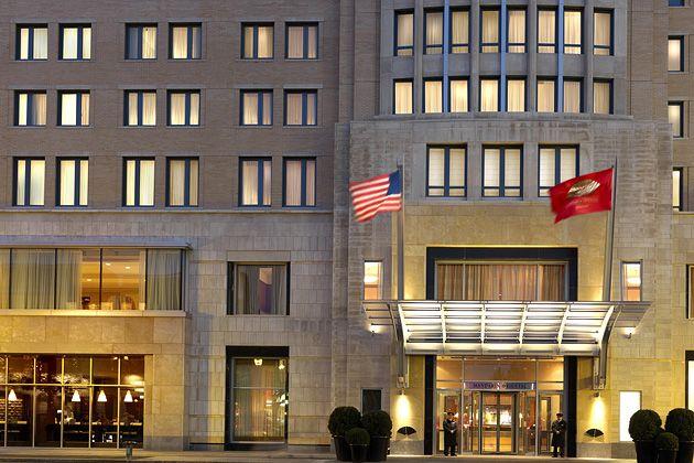 Mandarin Oriental Boston, Бостон, отели, отдых, вояжа, США
