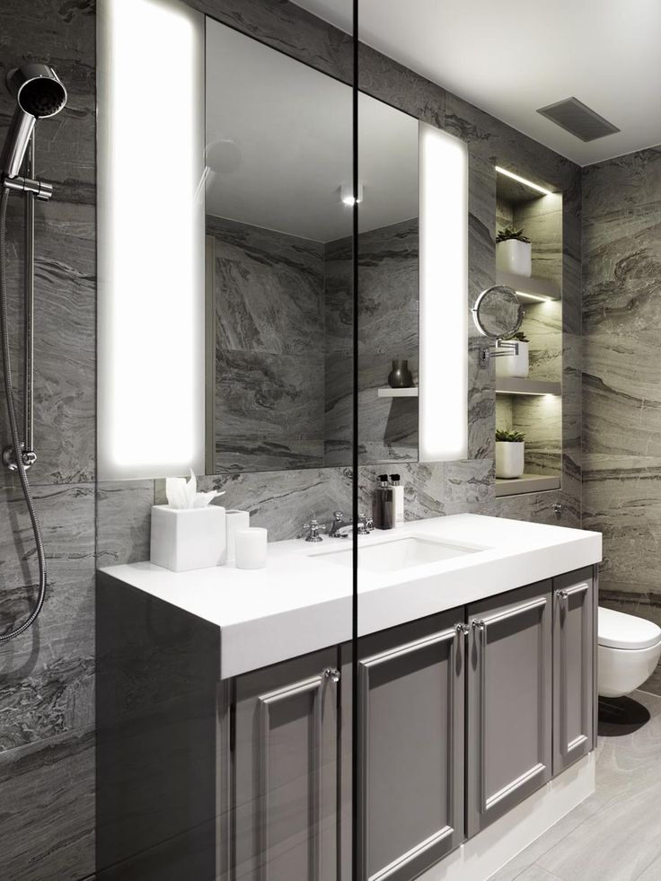 find this pin and more on interiors bathroom - Designers Bathrooms