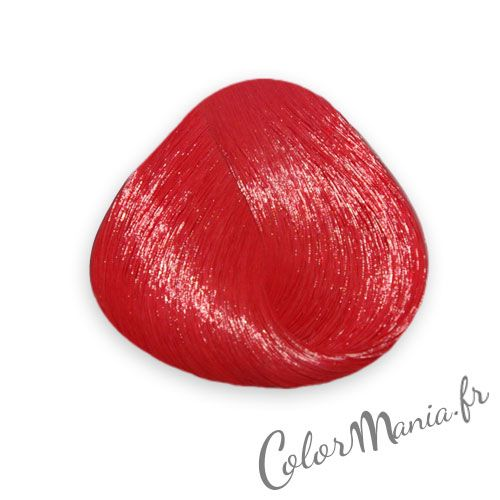 coloration cheveux rouge coquelicot directions httpwwwcolor mania - Coloration Non Permanente