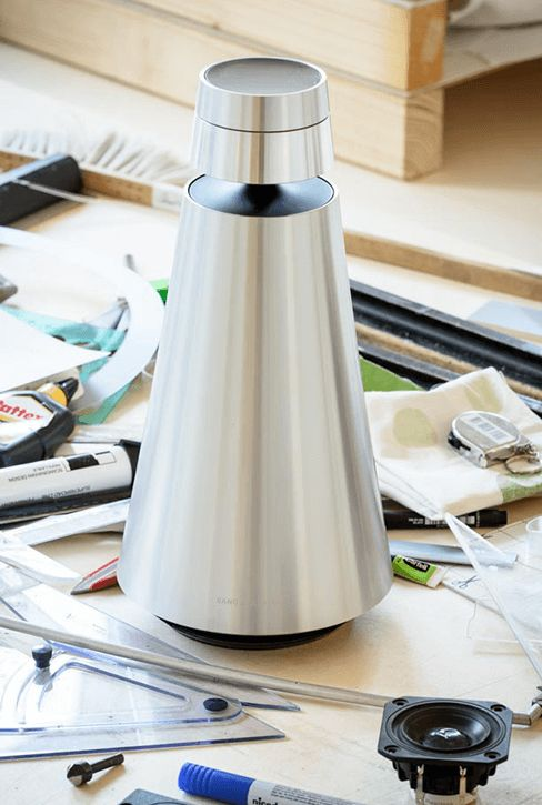 BeoSound 1: Portable Wireless Speaker. Small but Loud | B&O | Bang & Olufsen