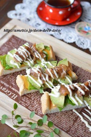 ランチに食べたい♡食事系「スティックオープンサンド」の絶品レシピ - NAVER まとめ