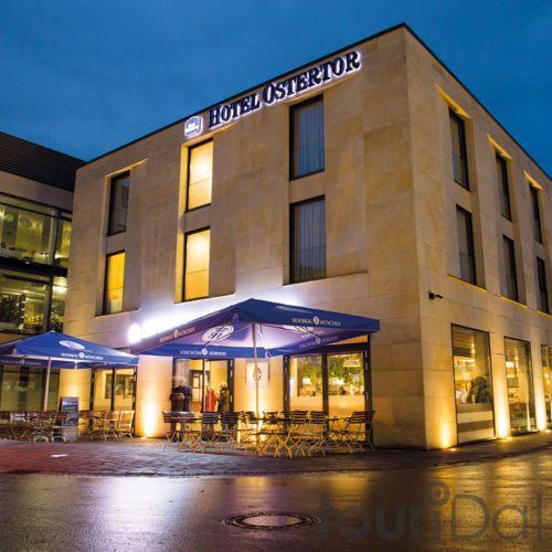 2 Tage Urlaub in Bad Salzuflen im Best Western Plus Hotel Ostertor mit Frühstücksparen25.com , sparen25.de , sparen25.info