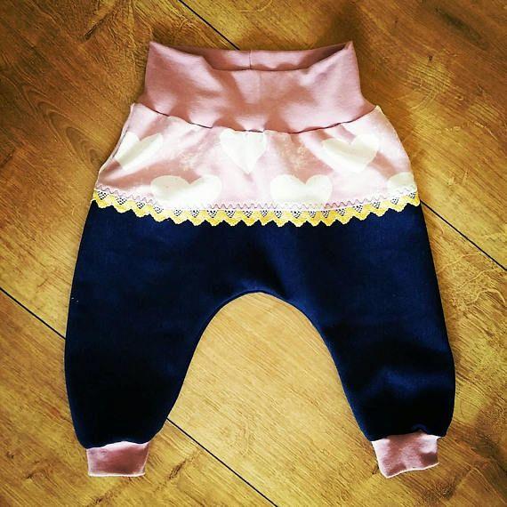 Sieh dir dieses Produkt an in meinem Etsy-Shop https://www.etsy.com/de/listing/508182012/baby-hose-jeans-pumphose