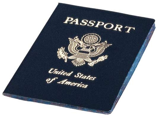 Get a stamp in my passport. Maybe even several.