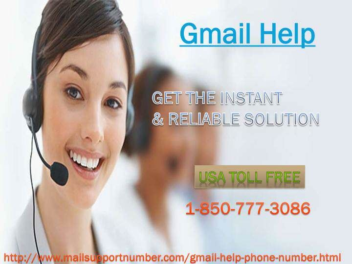 Get gmail help 18507773086 to completely eradicate