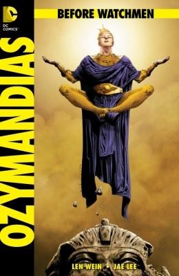 """Ozymandias"" por Len Wein y Jae Lee"