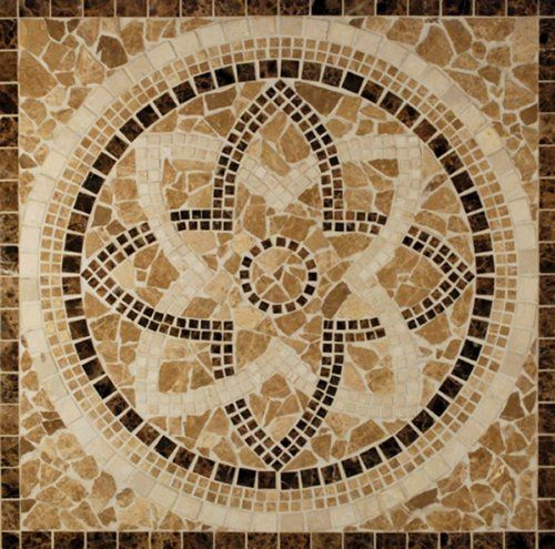 42 best images about floor medallions on pinterest mosaic floors floors and products. Black Bedroom Furniture Sets. Home Design Ideas
