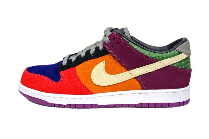 Image of Nike Dunk Low Viotech Retro