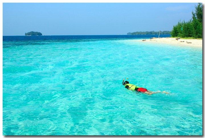 Pulau bira, Kepulauan Seribu