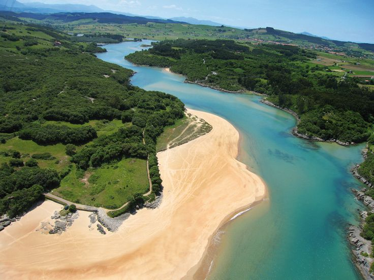 #Cantabria #Costa #Coast #Spain