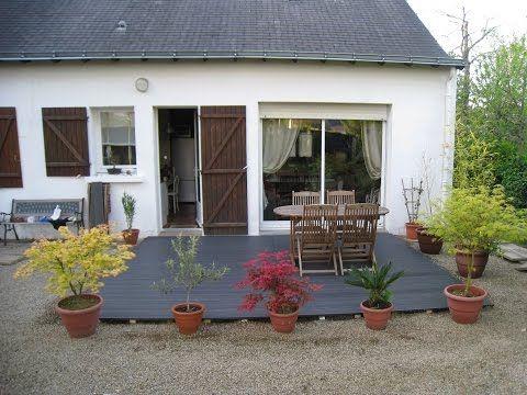 17 meilleures id es propos de terrasse composite sur pinterest terrasse b - Castorama lame terrasse ...