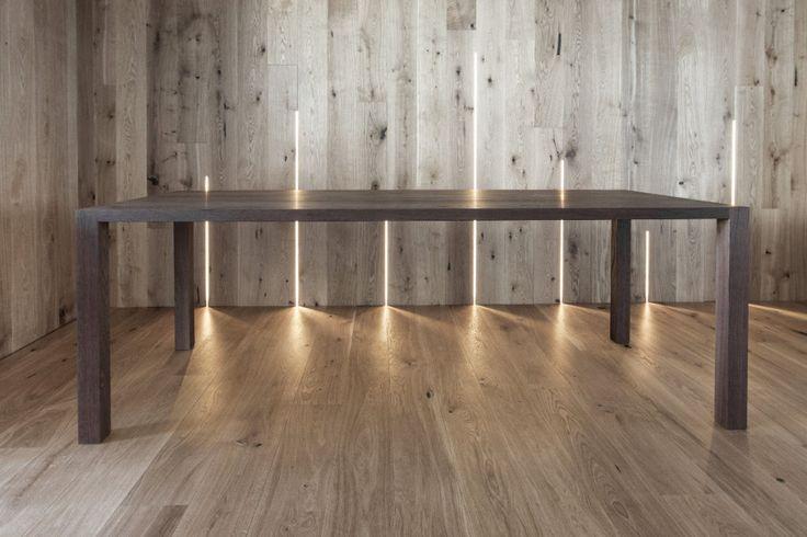 T-1 table - Haute Material (Design: Giuseppe Pruneri)