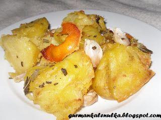 Gurmánka Leňulka: Jamieho božské vánoční brambory