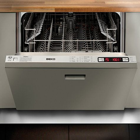 Buy Beko DW686 Integrated Dishwasher online at John Lewis