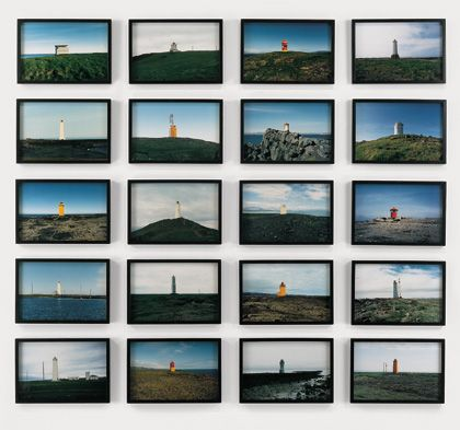 Olafur Eliasson - Lighthouse Series