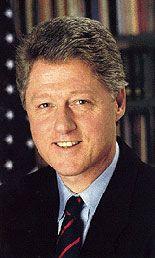 American President - Bill Clinton