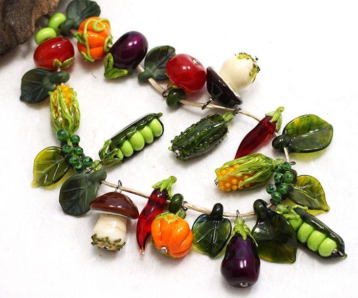 Gemüsegarten by Jopanda Glassworks