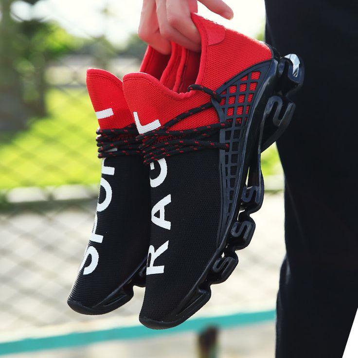 Luxe Merk Mannen Schoenen Casual Schoenen Mode Sport Jogging Trainers Ademend Zwart Wit minnaar Lopen Schoen