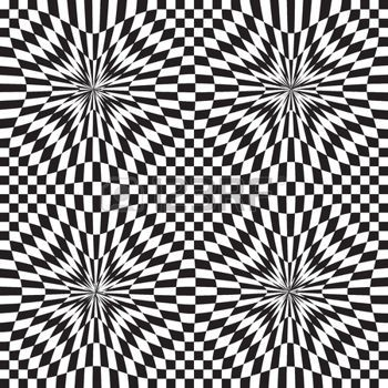 jitter: modello astratto - figura geometrica