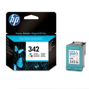 HP Ink Cartridge – Colour; 342