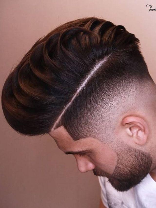 45 Moderne Manner Frisuren Ubergang In 2020 Frisuren Manner Frisuren Unterschnitt Frisuren