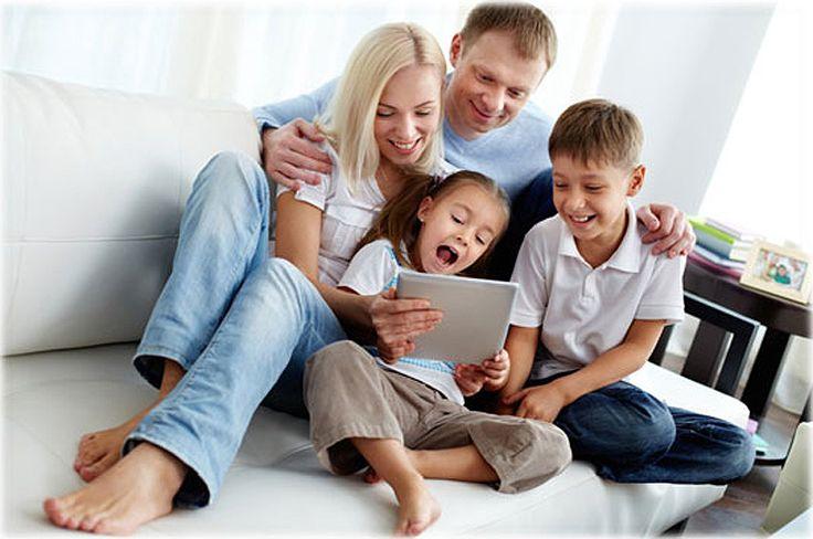 Οικογενειακή θαλπωρή με ελεγκτή ψηφιακής αντιστάθμισης θέρμανσης