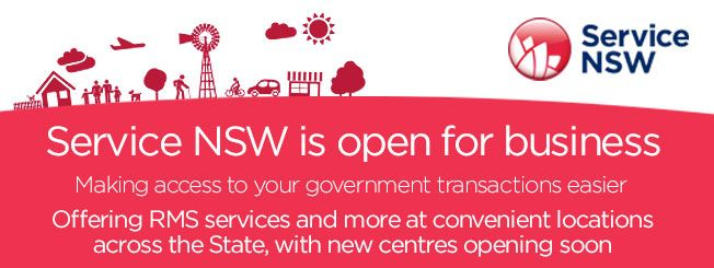 Roads and Maritime website NSW. Take your time and browse through the website. It is full of useful information