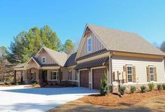 Craftsman House Plan with Angled Garage - 36031DK | 1st Floor Master Suite, Bonus Room, Butler Walk-in Pantry, CAD Available, Craftsman, Den-Office-Library-Study, Luxury, Mountain, PDF, Photo Gallery, Premium Collection, Split Bedrooms | Architectural Designs