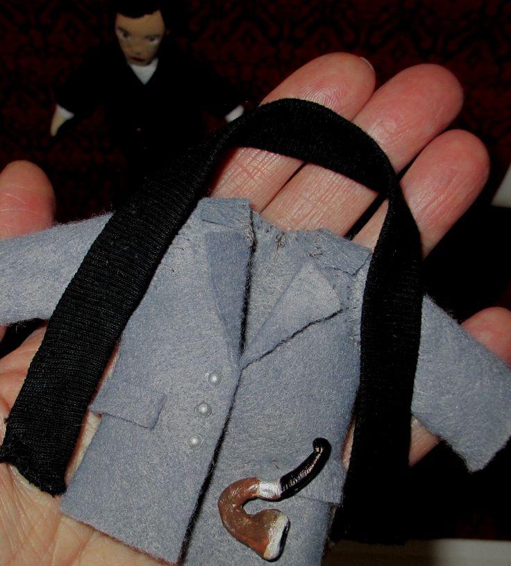 Holmes's coat