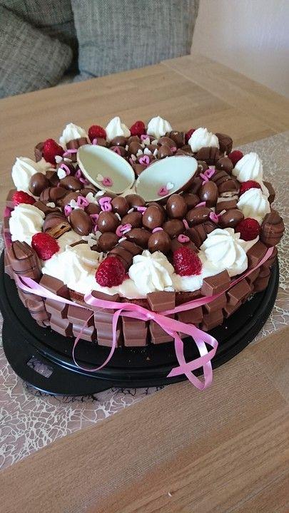 Überraschungsei - Torte lecker und leicht, ein leckeres Rezept aus der Kategorie Torten. Bewertungen: 85. Durchschnitt: Ø 4,5.