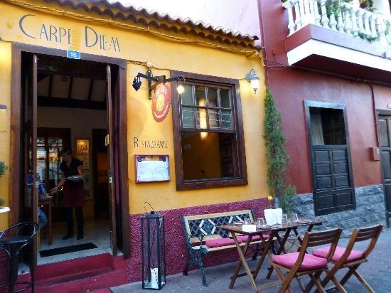 Restaurant Tazacorte La PLama