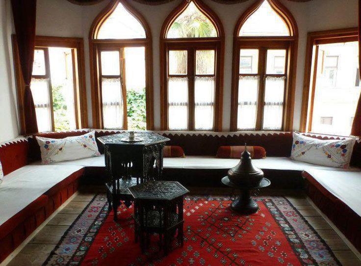 Lovely bosnian room