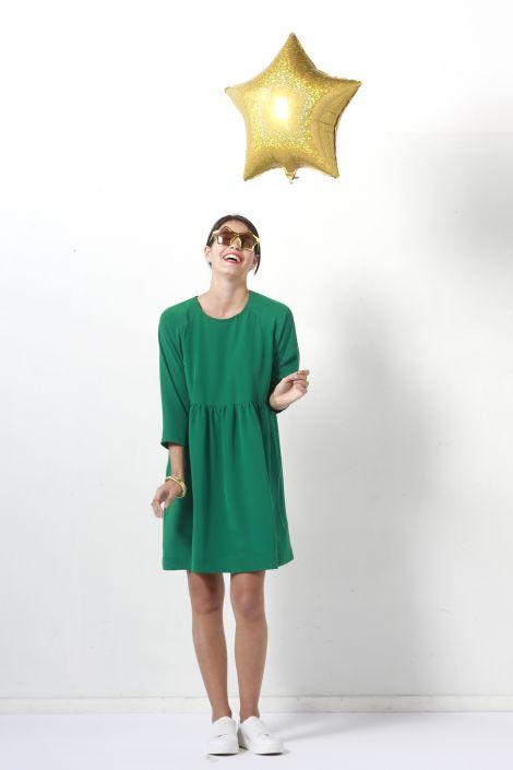 Patron de couture Cassiopée vu dans Marie-Claire Idees par I AM Patterns.