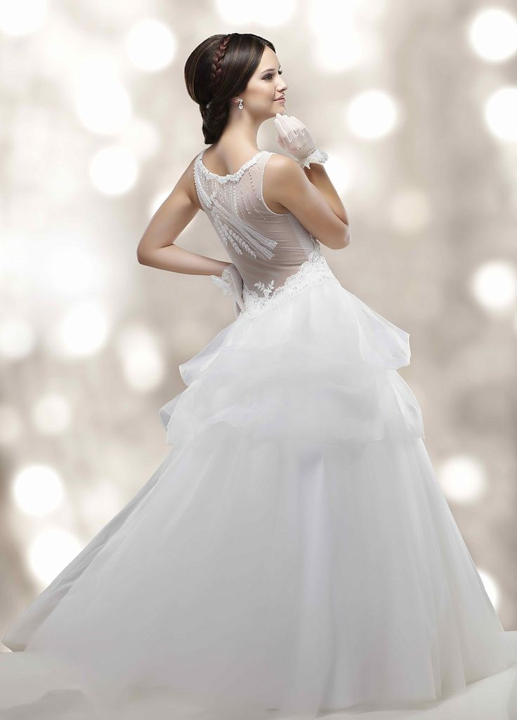 Wedding Gown by May May Bridals 3