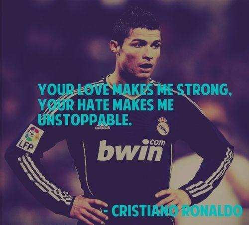25+ best Cr7 quotes on Pinterest | Ronaldo soccer, Cristiano ...