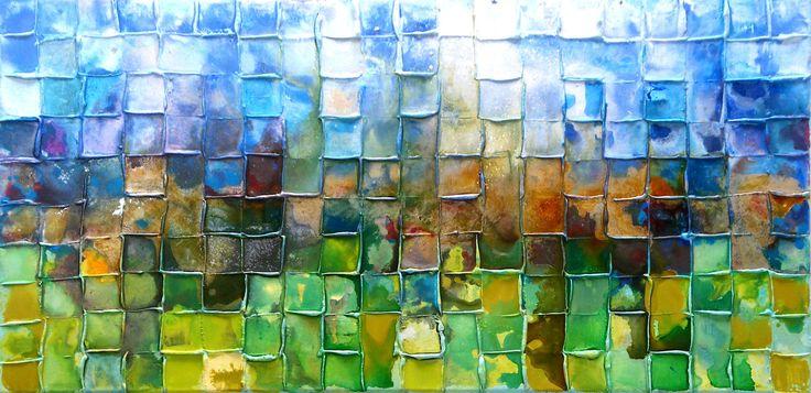 SOLD: Landscape Mosaic