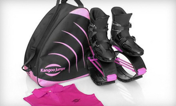 Groupon - Kangoo Jumps or RealRyder Classes with Optional TRX Session at Beachside Ryde (Up to 74% Off). Three Options Available.. Groupon deal price: $39.00