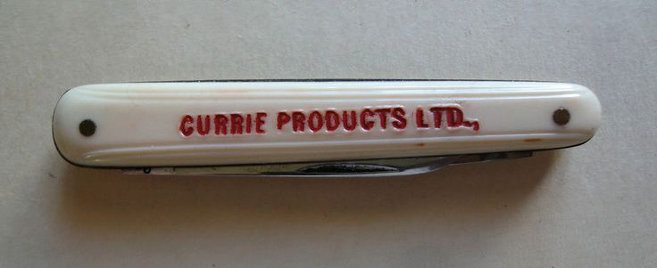 "Richards Streamline Folding Knife "" Currie Products Ltd. by Richards Sheffield  #RichardsStreamline"