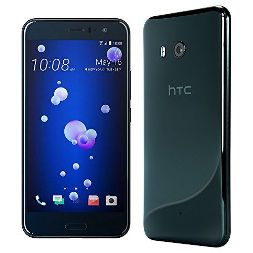 HTC U11 128GB Dual SIM MODEL - Factory Unlocked Phone - International Version - GSM ONLY, NO WARRANTY in the US (Brilliant Black)  http://topcellulardeals.com/product/htc-u11-128gb-dual-sim-model-factory-unlocked-phone-international-version-gsm-only-no-warranty-in-the-us-brilliant-black/  WORLD FIRST EDGE SENSE SQUEEZE: Squeeze the sides of the phone to open and interact with your favorite features; open the camera, take photos, take a screen shot, turn on flashlight, open ap