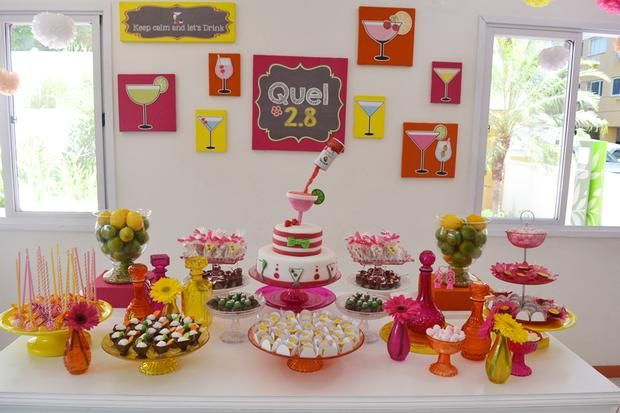 Hostess with the Mostess® - Drinks Party