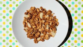 Low Carb Mandel-Granola
