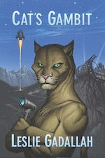 Book 2 of The Empire of Kaz, Leslie Gadallah's  alien political intrigue. Orian has been overrun by the Kaz, who are bent on exterminating the Oriani. A few Oriani have escaped and struggle to eke out an existence on alien worlds. Ayyah thinks she has found a way to get them back home where they can thrive. She recruits a couple of human pirates and a few Lleveci warriors to aid her in the task, but no one involved knew how much her scheme would cost.