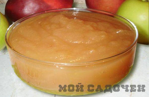 Яблочное повидло http://mysadzagotovci.ru/yablochnoe-povidlo/  Один из простых способов консервирования яблок —приготовить из нихяблочное повидло. Это поможет садоводам не только сохранить богатый урожай, но и запастись полезным и вкусным продуктом на зиму. Яблочное повидло замечательно подходит для выпечки, в качестве начинки или с горячим чайком на кусочек свежего хлеба. Состав: на 1 кг. очищенных яблок — сахарный песок 800 гр. […]