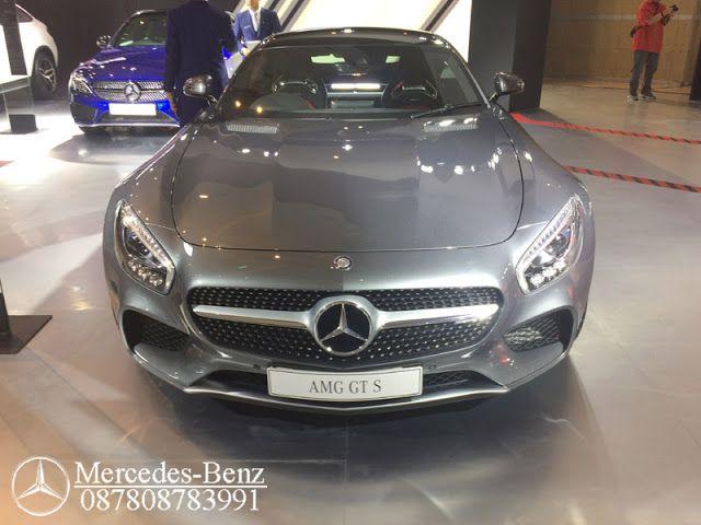 Promo Terbaru Mercedes Benz   Dealer Mercedes Benz Jakarta: Jual Mercedes Benz AMG GT S nik 2017 Dealer ATPM J...