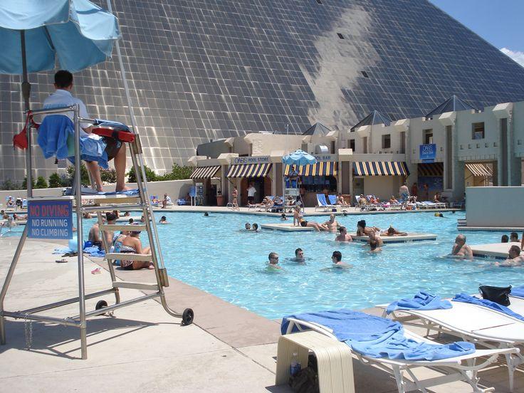 Las Vegas, Luxor Hotel, dag 19, 9 juni 2011 Vertrek naar huis