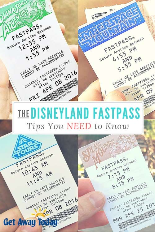Disneyland Fastpass Tips You Need to Know for Your Disneyland Vacation