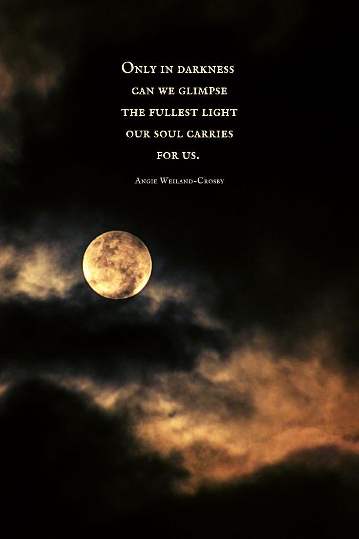 Quotes, Tools and Inspiration for your Soul! Light, dark